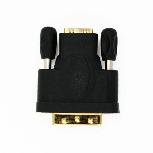 Cablesson HDMI F to DVI M Adapter - Black
