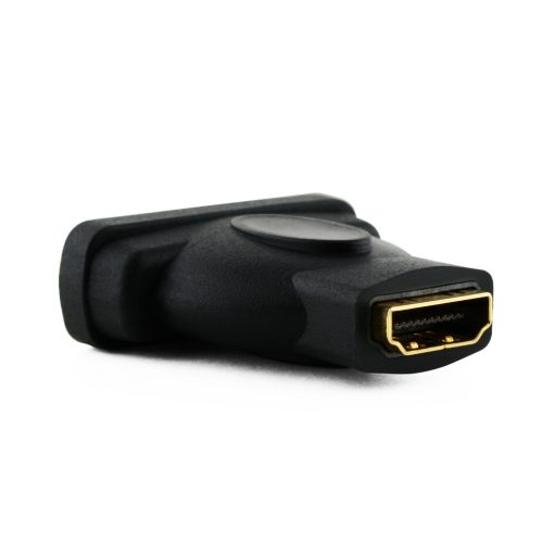 Cablesson HDMI F to DVI F Adapter - Black