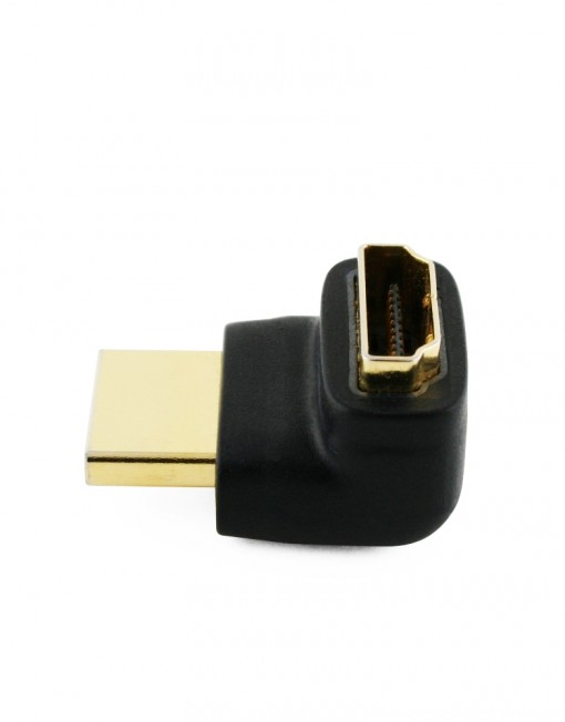 Cablesson Right Angle HDMI Adapter 270 Degree