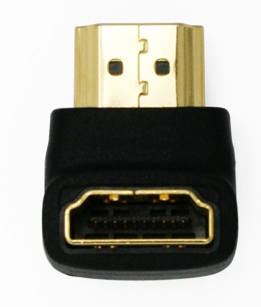 Cablesson Right Angle HDMI Adapter 90 Degree