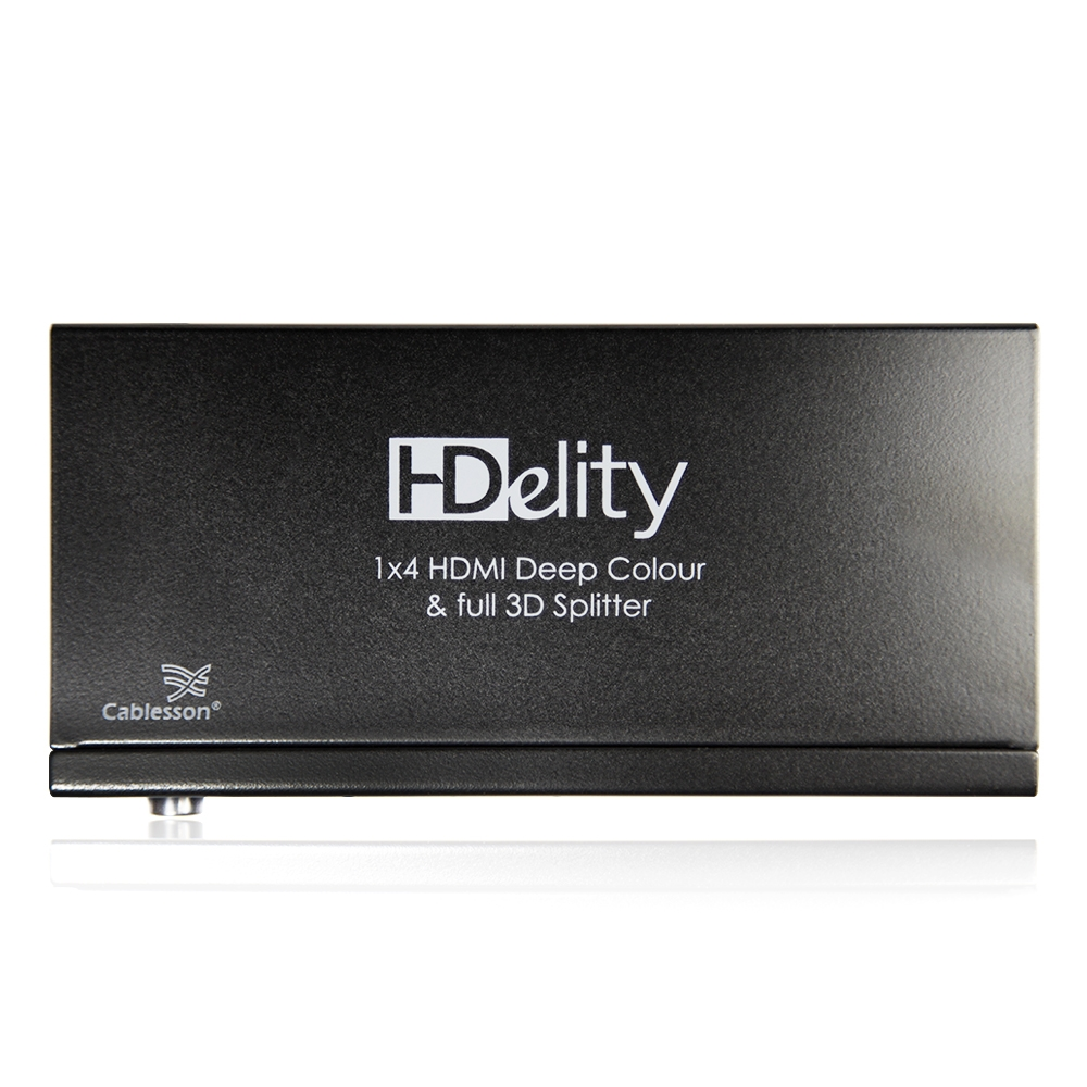 Cablesson 1x4 HDMI Splitter