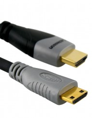 Ivuna Advanced High Speed Mini HDMI to HDMI Cable with Ethernet