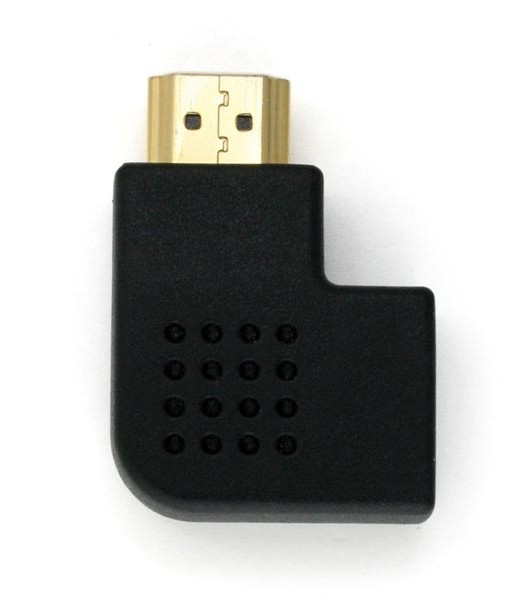 Cablesson Vertical Flat Left 270 Degree HDMI Adapter