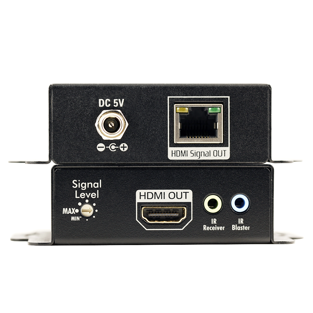 Cablesson HDElity HDMI 3D Extender Single Cat5/6 (Bi-Directional IR)