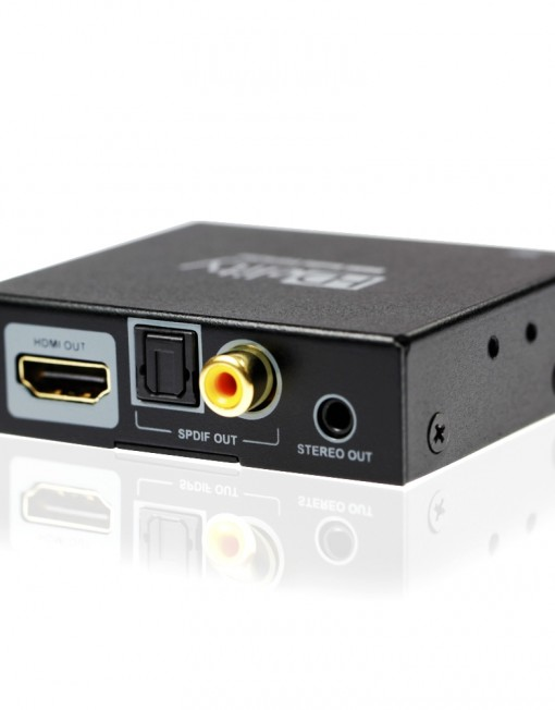 Cablesson HDelity HDMI Audio Extractor (ARC)