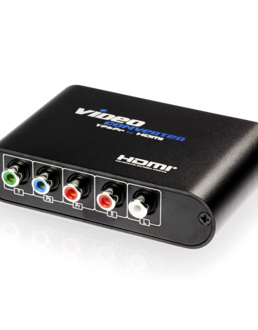 Cablesson Hdelity Component (YPbPr) to HDMI 1080p scaler