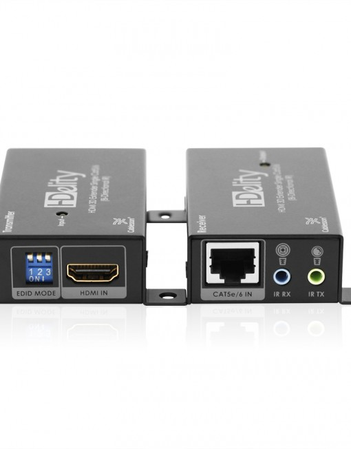 Cablesson HDElity HDMI 3D Extender Single Cat5/6 (BI Directional IR)